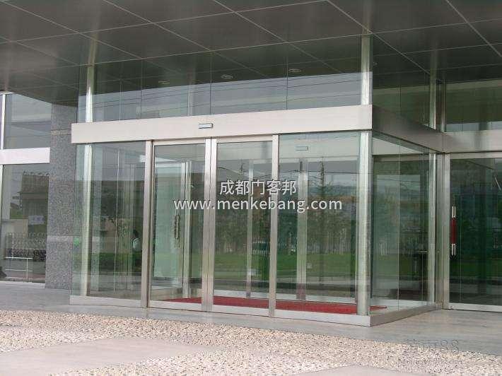 成都大厅感应门,开关自动门,大型感应电动门,工厂自动感应门制作、安装、价格